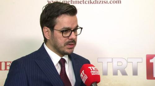 """""""Dizi haftanın birgünü daha izleyicilerimizi TRTye bağlayacak"""""""