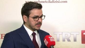 TRT Genel Müdürü İbrahim Eren: Kut-ül Amare ile izleyicilerimizi TRTye bağlayacağımızı düşünüyorum
