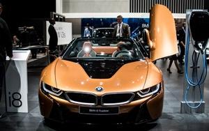 Kuzey Amerika Uluslararası Otomobil Fuarıda görücüye çıkan otomobiller