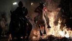 Beş asırlık İspanyol geleneği: Atlar ve ateş