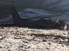 Isparta'da CASA tipi askeri kargo uçağı eğitim uçuşunda düştü
