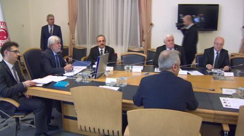 Meclis araştırma komisyonu bağımlılıkla mücadele için toplandı
