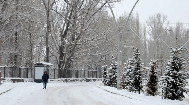 Türkiye sis, sağanak, kar etkisi altında