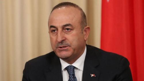 Mevlüt Çavuşoğlu: Hava sahası için Rusya ve İran ile temastayız