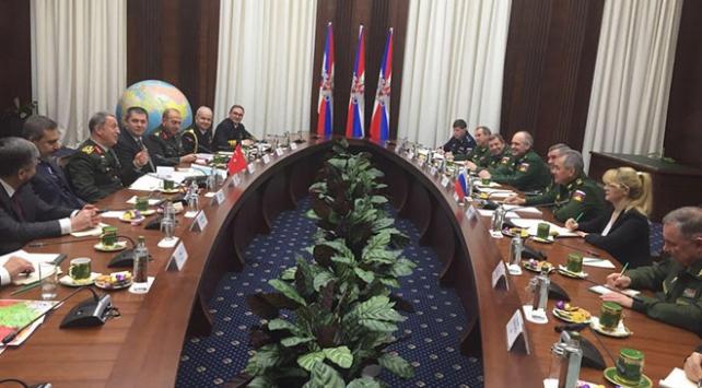 Genelkurmay Başkanı ve MİT Müsteşarından Moskovaya kritik ziyaret