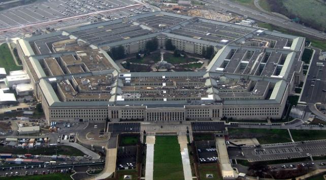 """Pentagon: PYD/PKKyı """"alan kontrol gücüne"""" dönüştüreceğiz"""
