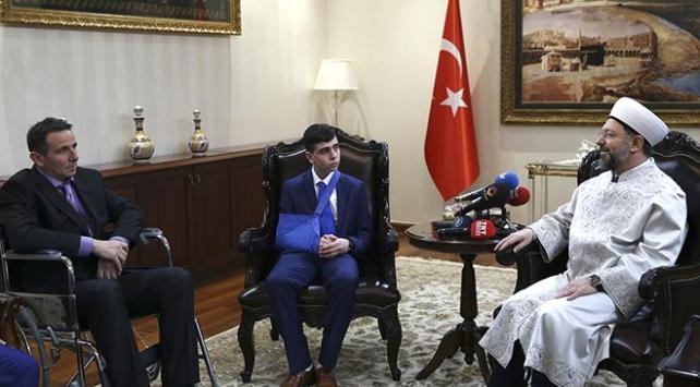 Diyanet İşleri Başkanı Erbaş: Kudüsün gönlümüzdeki yeri her zaman Filistinin başkentidir