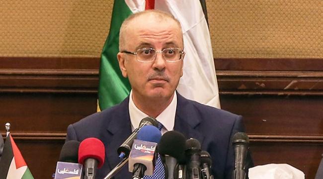 Filistin Başbakanı Rami el-Hamdallahtan İsraile baskı çağrısı