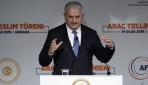 Başbakan Binali Yıldırım: Kimsenin bize nasihatte bulunmasına gerek yok