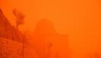 Toz taşınımı Güneydoğuyu kızıl gezegene çevirdi