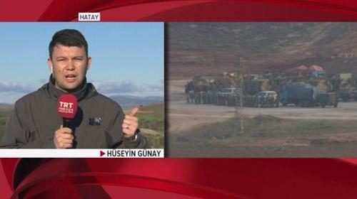 Rus askerleri Afrinden çekiliyor