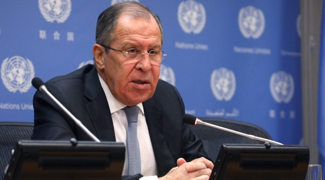 Rusya Dışişleri Bakanı Lavrov: ABD, Suriyede alternatif bir güç oluşturmaya çalışıyor.