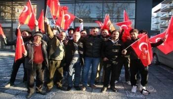 17 Suriye vatandaşı Türk askeri olmak için başvuru yaptı
