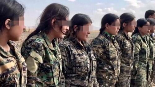 TSK: PKK/PYD-YPG Afrinde çocukları zorla silah altına alıyor