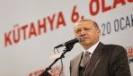Cumhurbaşkanı Erdoğan, AK Parti Kütahya İl Kongresinde konuştu