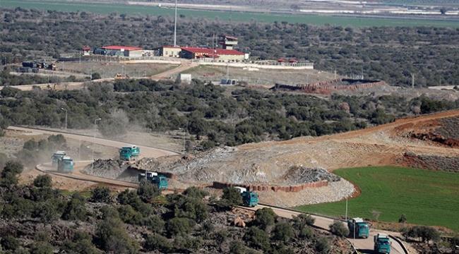 ÖSO, PYD/YPGnin işgal ettiği alanlara girmeye başladı