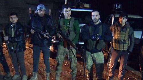 Suriye sınırına ÖSO birlikleri sevk edildi