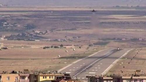 Diyarbakır 8. Ana Jet Üssünde hareketlilik yaşanıyor
