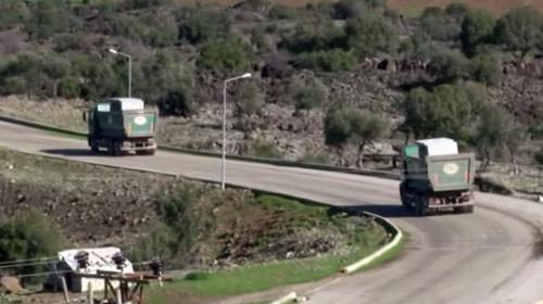 Operasyon için Afrine köprü yapılıyor
