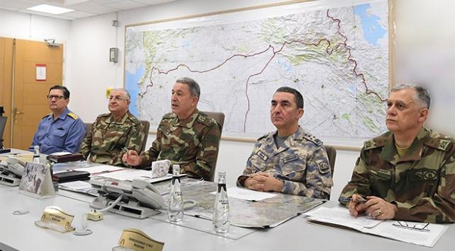 Genelkurmay Başkanı Akar: Afrin Harekatında hedef siviller değil sadece teröristlerdir