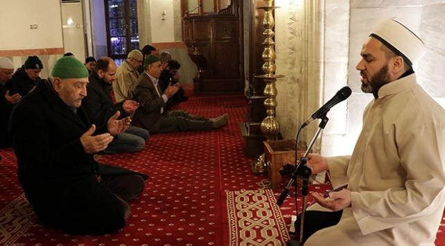 Zeytin Dalı Harekatı için Fetih Suresi okunup dualar ediliyor