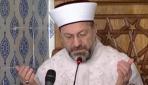 Diyanet İşleri Başkanı Erbaştan Mehmetçik için dua
