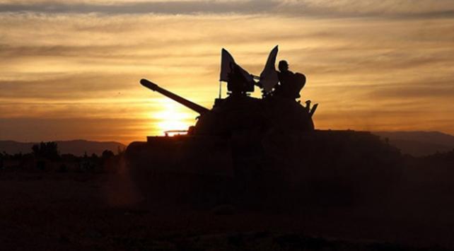 Özgür Suriye Ordusu kara harekatına başladı
