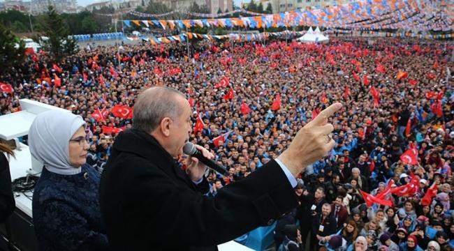 Cumhurbaşkanı Erdoğan: İnşallah çok kısa sürede bu operasyonu tamamlayacağız