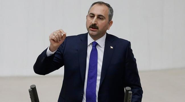 Adalet Bakanı Abdülhamit Gül: Halkı kin ve nefrete yönlendirenlere hukuki işlem yapılıyor
