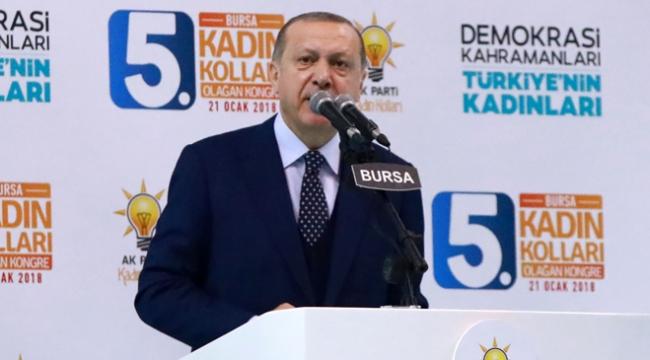 PKKyı, YPGyi ülkemizde hiçbir tanesi kalmayıncaya dek bitireceğiz