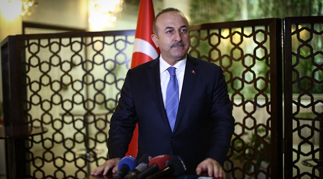 Dışişleri Bakanı Mevlüt Çavuşoğlu: Fransa rejim ihlalleri için BMGKyı toplantıya çağırdı