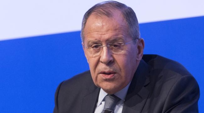 Rusya Dışişleri Bakanı Lavrov: ABDnin tek taraflı faaliyetleri Türkiyeyi kızdırdı