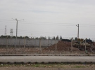 Sınırın Suriye tarafından açılan taciz ateşi sonucu 1 asker yaralandı