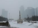 Kazakistan'da kutup soğukları alarmı: 45 derece