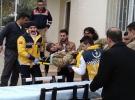 Hatay'da ÖSO kampına roket mermisi düştü: 2 ölü, 12 yaralı