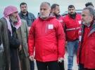 Türk Kızılayı Genel Başkanı Kınık'tan uluslararası topluma 'Afrin' çağrısı