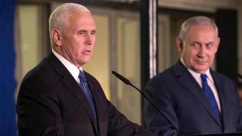ABD Başkan Yardımcısı Mike Pence: ABD ile ona en yakın müttefikinin en güzel günleri henüz gelmedi