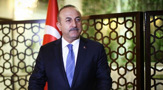 Dışişleri Bakanı Mevlüt Çavuşoğlu: Bizimle YPGnin ağzıyla konuşmayın