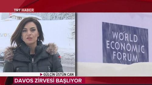 48. Davos Zirvesi başladı