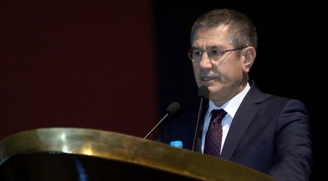 Milli Savunma Bakanı Nurettin Canikli: Zeytin Dalı Harekatında yeni bir destan daha yazılacak