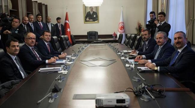 Milli Mutabakat Komisyonu ikinci kez toplandı