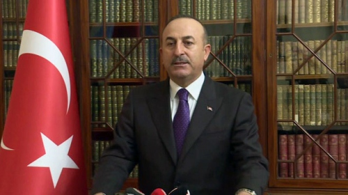 Dışişleri Bakanı Mevlüt Çavuşoğlu: Trump söz verdi YPGye silah vermeyecek