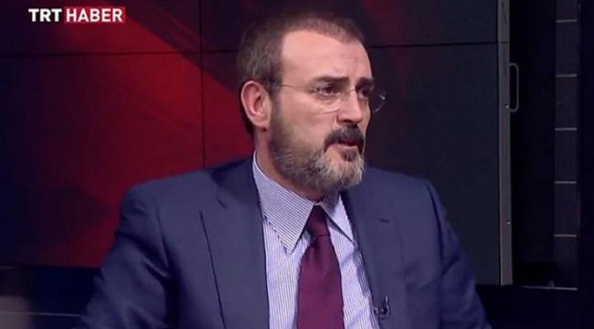 AK Parti Sözcüsü Mahir Ünal :Türkiye Cumhuriyeti aslanlar gibi terörle mücadele ediyor