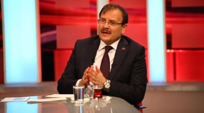 Başbakan Yardımcısı Hakan Çavuşoğlu: Türkiye NATOnun güney sınırlarını da korumuş oluyor