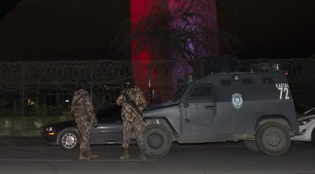Beşiktaşta gece kulübüne ateş açıldı: 3 yaralı