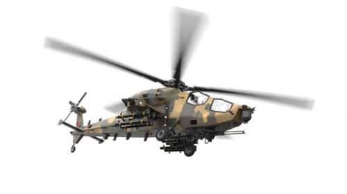 Milli helikopter ATAK teröristlerin korkulu rüyası oldu