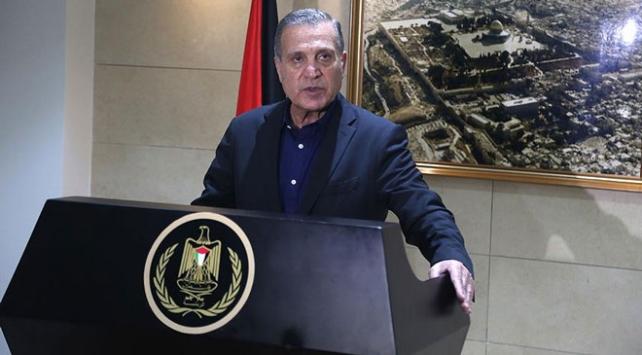 Filistin yönetimi: Kudüs masada olmayacaksa ABD de olmaz