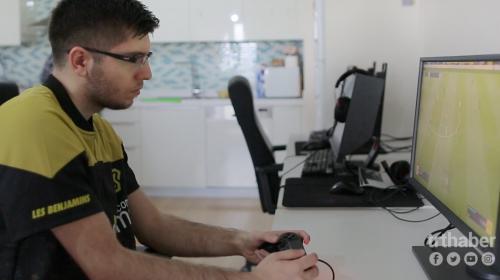 E-spor oyuncusu Emre Kayır dünya kupası yolunda