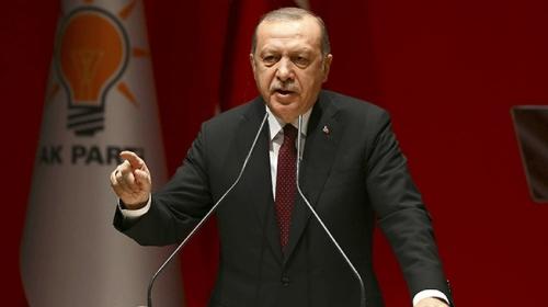 Cumhurbaşkanı Recep Tayyip Erdoğan: Münbiçi teröristlerden arındıracağız