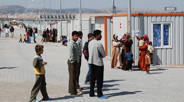 """Suriyeli sığınmacılardan Zeytin Dalı Harekatı için """"zafer duası"""""""